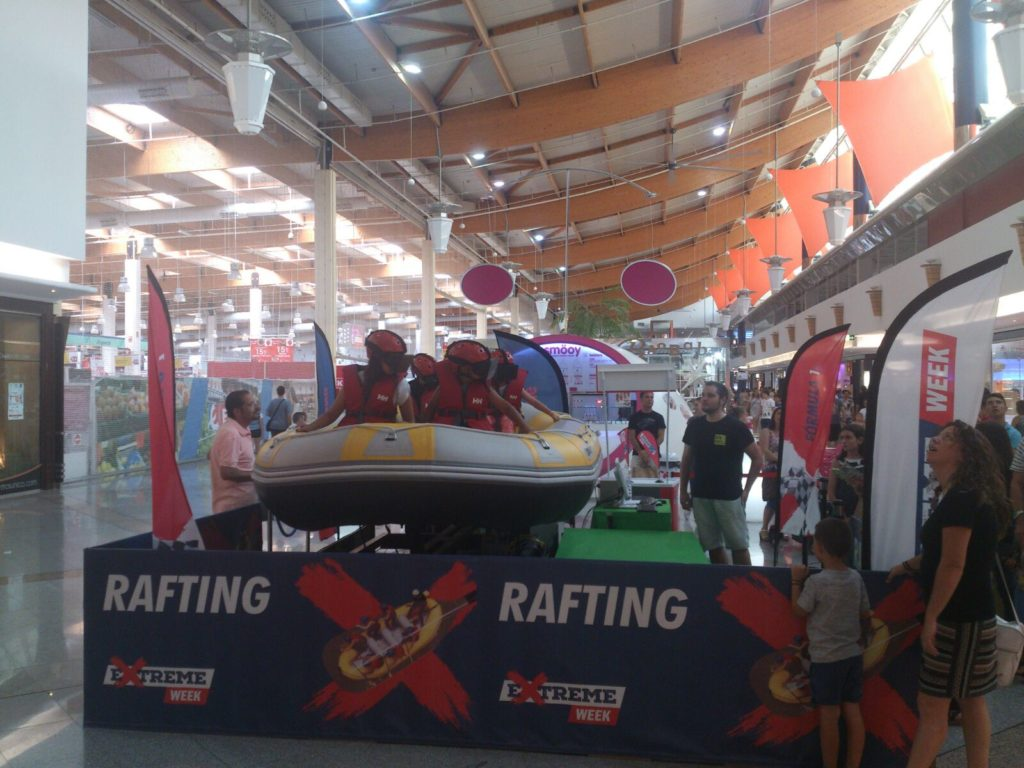 Rafting Elche