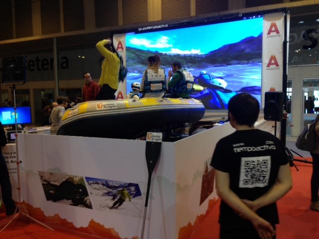 Virtual Rafting 2.0