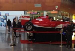 Formula 1 en Rivas